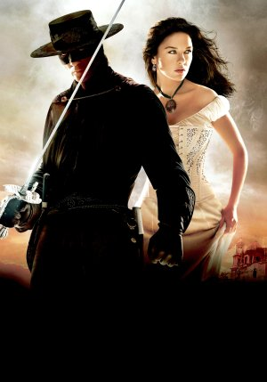 The Legend of Zorro Key art