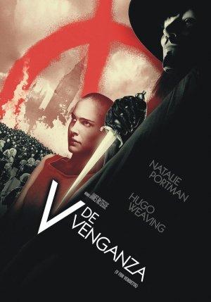 V for Vendetta 700x1000