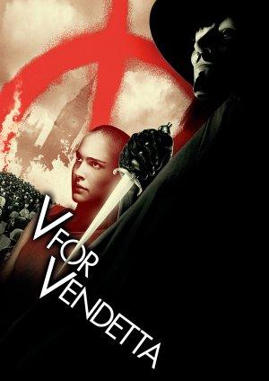 V for Vendetta 2491x3520