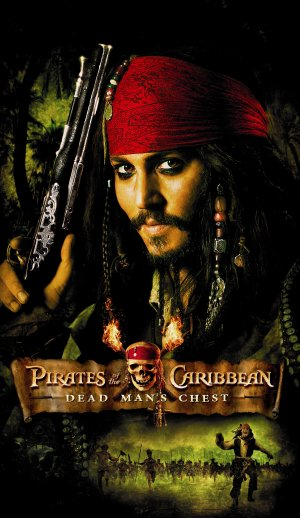 Pirates of the Caribbean: Dead Man's Chest 2894x5000