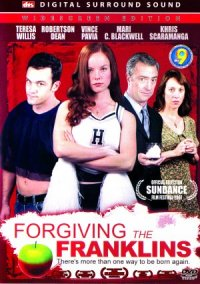 Forgiving the Franklins poster