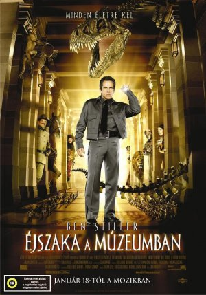 Night at the Museum 559x800