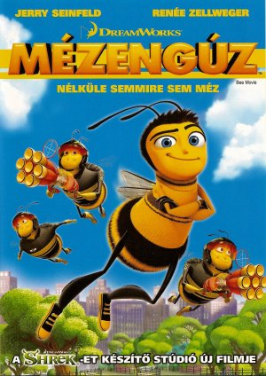 Bee Movie - Das Honigkomplott 1232x1741