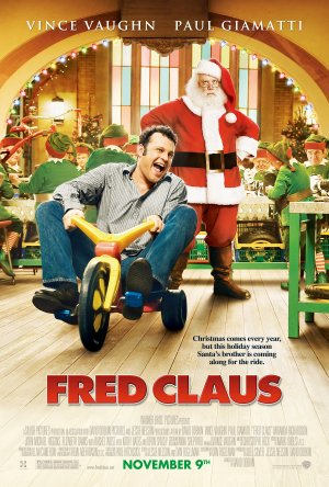 Fred Claus 3375x5000