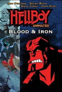 Hellboy Animated - Blut & Eisen poster