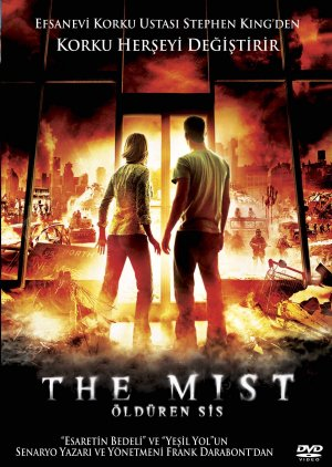 The Mist Dvd cover
