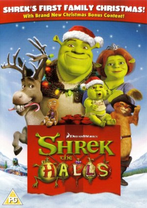Shrek the Halls 463x656
