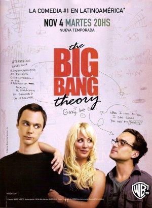 The Big Bang Theory 1581x2156