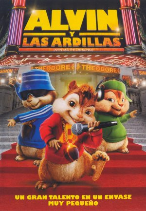 Alvin and the Chipmunks 1508x2178