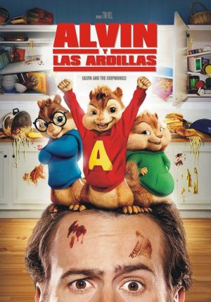 Alvin and the Chipmunks 700x1000