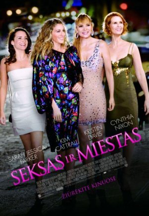 Sex and the City 500x721
