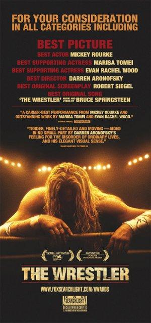 The Wrestler 350x745