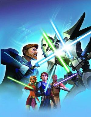 Star Wars: The Clone Wars 1280x1643