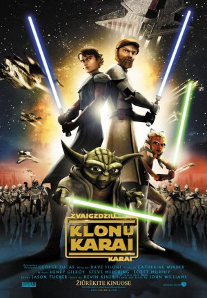 Star Wars: The Clone Wars 738x1063