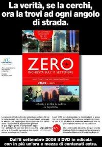 Zero: An Investigation Into 9/11 poster