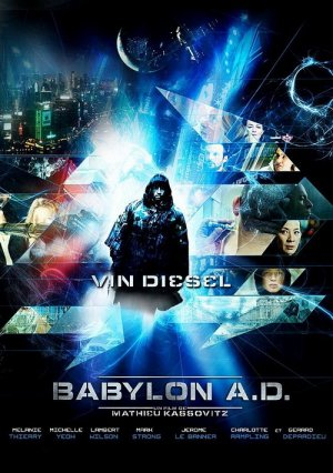 Babylon A.D. 500x710