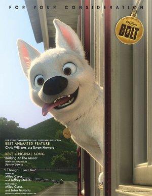 Bolt: Ein Hund für alle Fälle 600x772