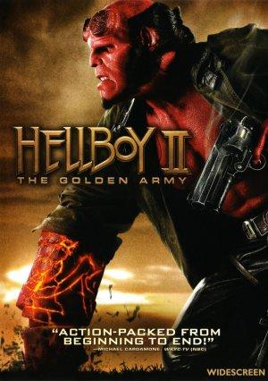 Hellboy II: The Golden Army 1008x1432