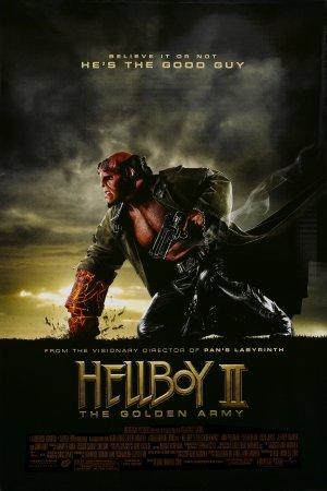 Hellboy II: The Golden Army 2000x3000