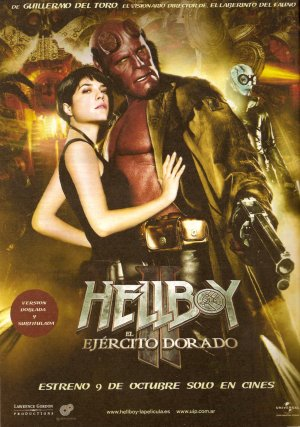 Hellboy II: The Golden Army 1505x2142