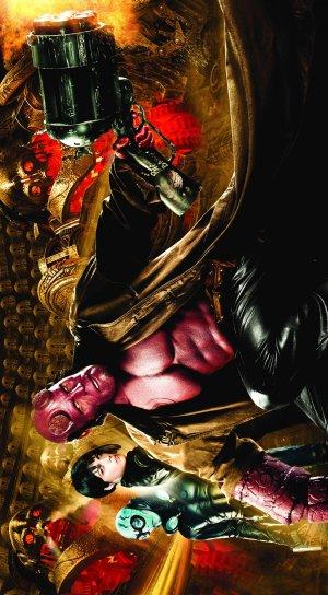 Hellboy II: The Golden Army 2759x5000