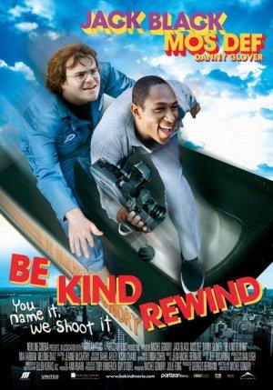 Be Kind Rewind 420x600