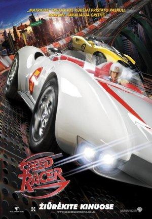 Speed Racer 656x945
