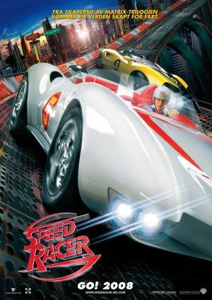 Speed Racer 3508x4961