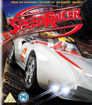 Speed Racer 543x622