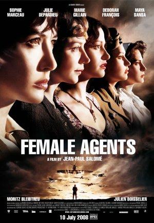 Female Agents - Geheimkommando Phoenix 1408x2041