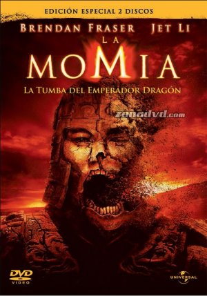 The Mummy: Tomb of the Dragon Emperor 531x760