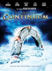 Stargate Continuum: The Movie poster