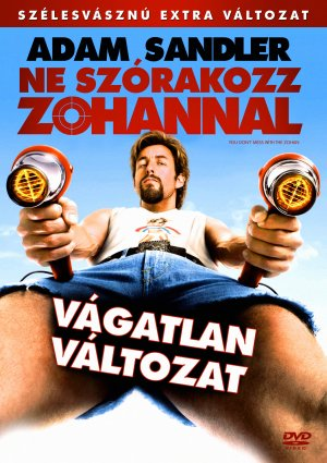 You Don't Mess with the Zohan 1535x2175