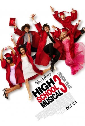 High School Musical 3: Senior Year 1461x2169