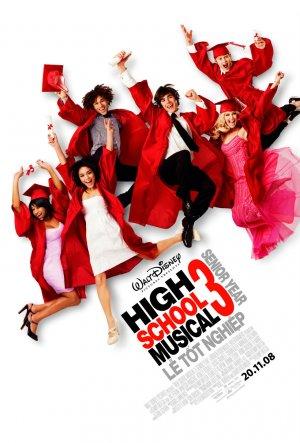 High School Musical 3: Senior Year 980x1448