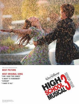 High School Musical 3: Senior Year 600x790