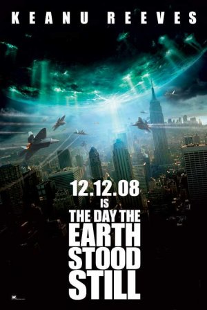 The Day the Earth Stood Still 520x777