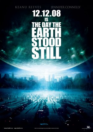 The Day the Earth Stood Still 2479x3508
