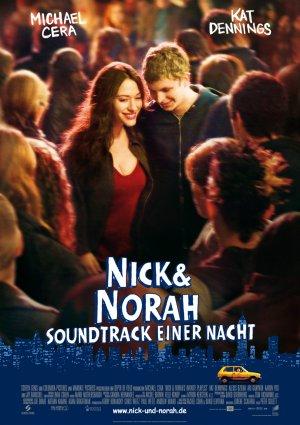 Nick and Norah's Infinite Playlist 989x1400