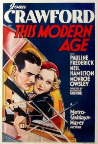 This Modern Age poster