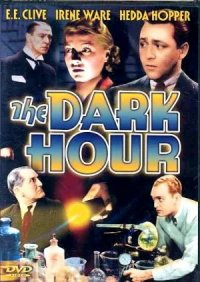 The Dark Hour poster
