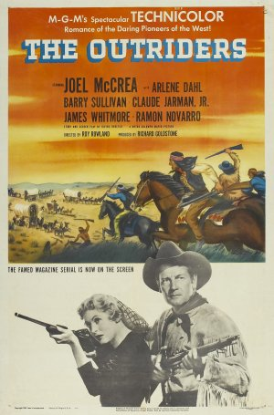 The Outriders Poster