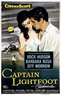 Captain Lightfoot poster