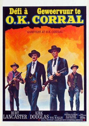 Gunfight at the O.K. Corral 1920x2700