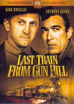 Last Train from Gun Hill Cover