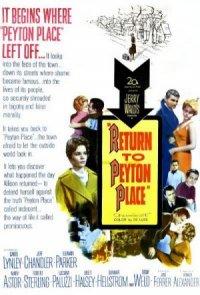 Return to Peyton Place poster
