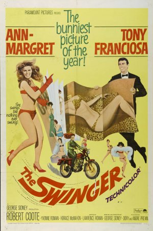 The Swinger Poster