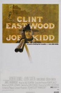 Joe Kidd poster