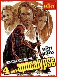 The Four of the Apocalypse... poster