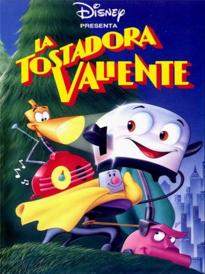 The Brave Little Toaster 750x1000